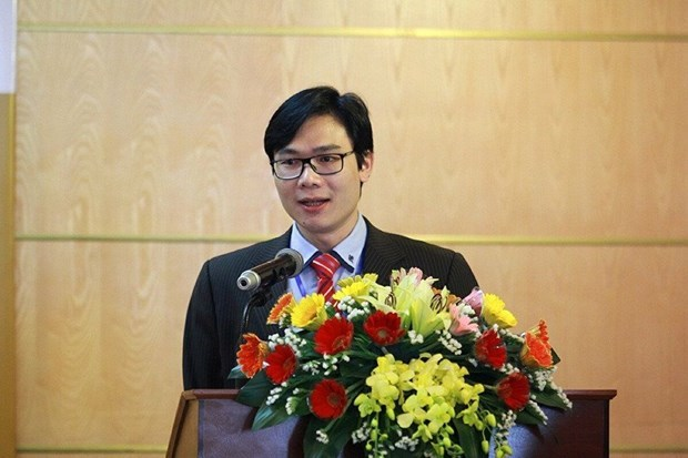 Vietnamese scholar in France highlights national unity as strength for development hinh anh 1