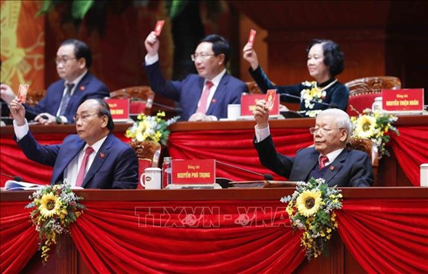 13th National Party Congress a highlight in regional media hinh anh 1