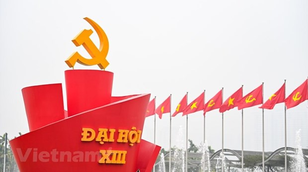Party Congress draws out ways to boost Vietnam's prosperity: US journalist hinh anh 1