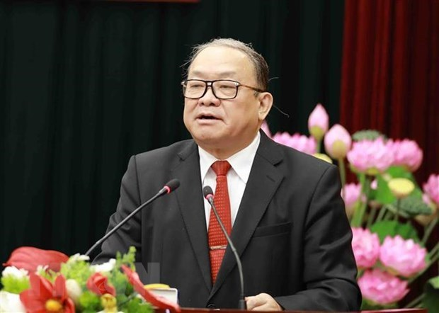 Party's role in building agricultural policy highlighted hinh anh 1