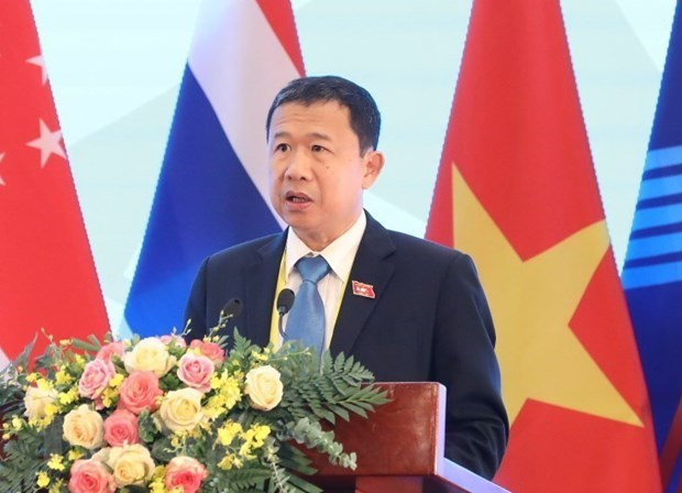 Vietnam attends APF executive board's annual meeting hinh anh 1