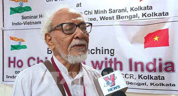 Indian scholar believes in Vietnam overcoming post-COVID-19 challenges hinh anh 1
