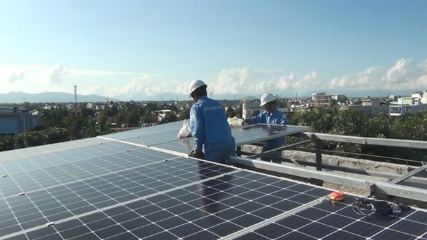 Solar energy storage system offers low-cost solution for Vietnam hinh anh 1
