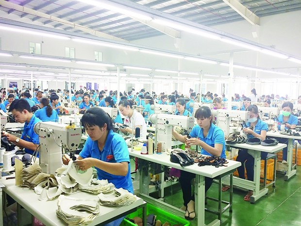 Footwear sector further penetrates global supply chain hinh anh 1