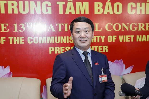 Capable, prestigious, promising candidates chosen for 13th tenure: VFF official hinh anh 1