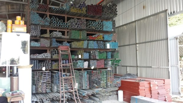 HCM City construction materials market expected to benefit from huge demand hinh anh 1