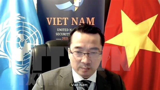 Vietnam backs upcoming elections in Palestine hinh anh 1