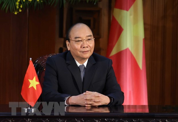 Remarks by Prime Minister Nguyen Xuan Phuc at Climate Adaption Summit 2021 hinh anh 1