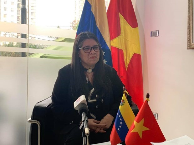13th National Party Congress – the key to the future: Venezuelan diplomat hinh anh 1