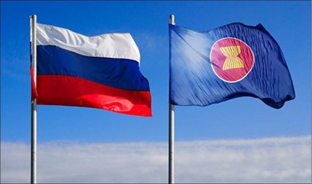 Vietnam attends 17th ASEAN-Russia senior officials' meeting hinh anh 1