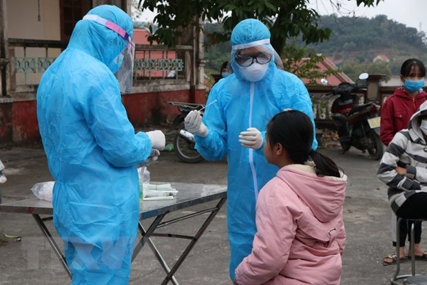 91 new COVID-19 cases confirmed on January 28 hinh anh 1