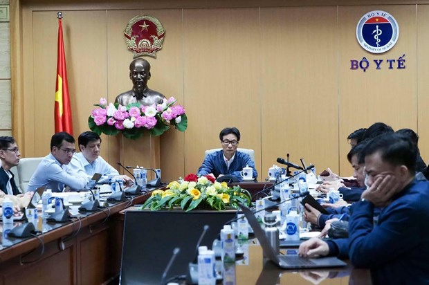 Health ministry takes action following confirmation of two community COVID-19 cases hinh anh 1