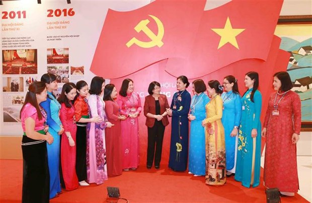 Women union leader: Women contributing to national development hinh anh 2