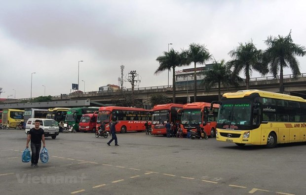 Hanoi suspends passenger transport activities from/to Quang Ninh hinh anh 1