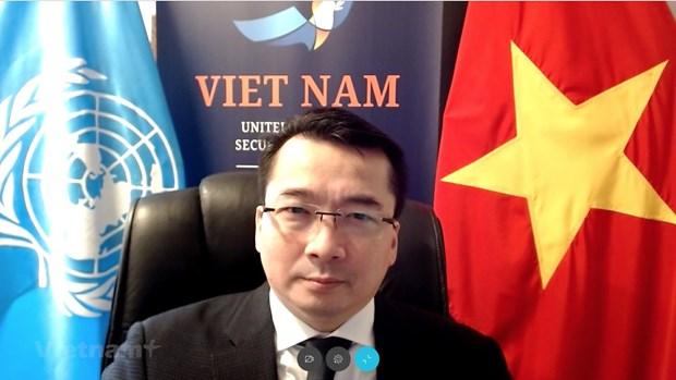 Vietnam appreciates UN Centre for Preventive Diplomacy for Central Asia's operations hinh anh 1