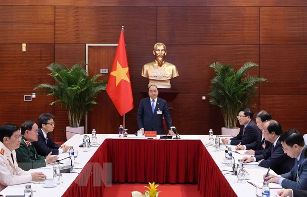 PM orders residents in Hai Duong, Quang Ninh not to leave localities hinh anh 1