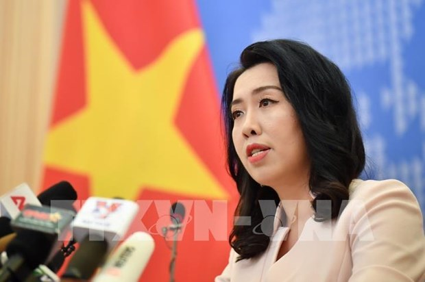Countries must respect Vietnam's sovereignty in East Sea: spokesperson hinh anh 1