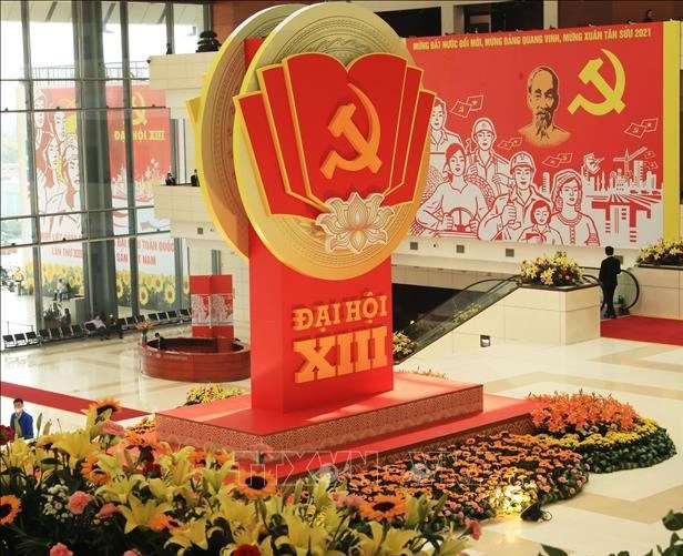 13th National Congress helps ensure political stability in Vietnam: Stratfor hinh anh 1