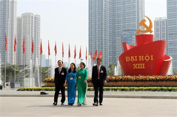 OVs in US believe in success of 13th National Party Congress hinh anh 1
