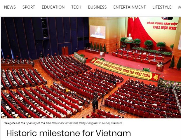 South African paper praises Vietnam's comprehensive, modern diplomacy hinh anh 1