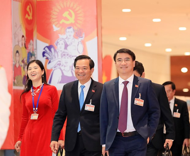 Worldwide political parties, organisations, friends wish Party Congress a great success hinh anh 1