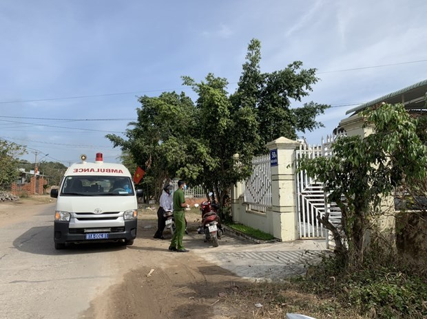 Five suspected cases of COVID-19 recorded in Gia Lai province hinh anh 1