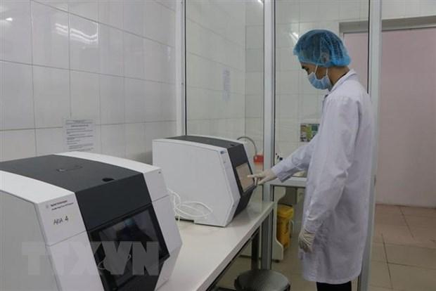 Hai Duong bolsters COVID-19 testing capacity hinh anh 1