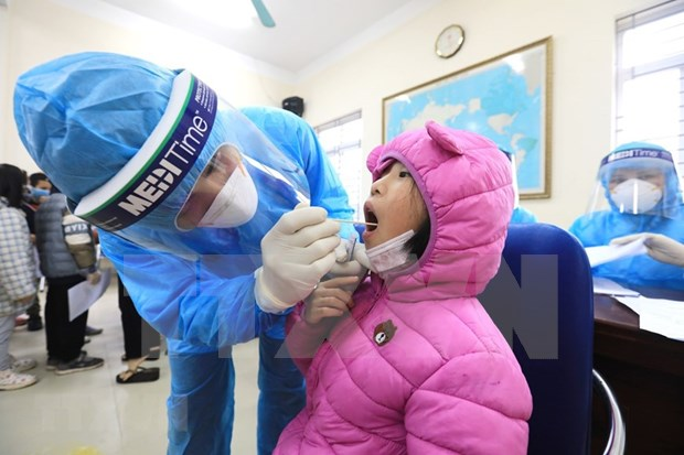 Thirty six COVID-19 cases reported on January 31 hinh anh 1