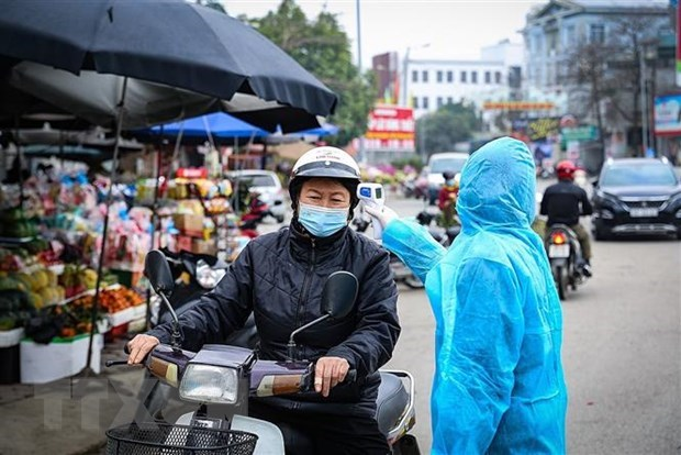 Vietnam posts 31 more COVID-19 cases on first day of February hinh anh 1