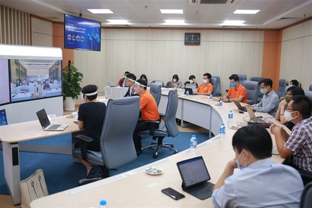 FPT earns 228.3 million USD in pre-tax profit last year hinh anh 1