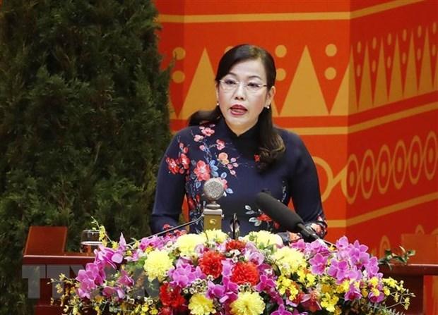 International friends congratulate Vietnam on 13th National Party Congress hinh anh 1