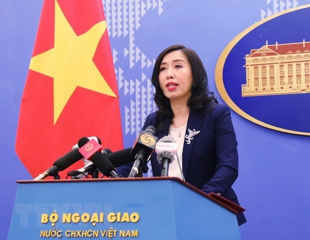 Vietnam wants Myanmar to soon stabilise its situation: Spokeswoman hinh anh 1