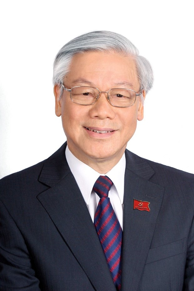 Biography of Nguyen Phu Trong, General Secretary of 13th Party Central Committee hinh anh 1