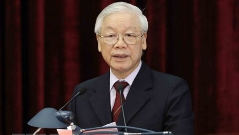 Biography of Nguyen Phu Trong, General Secretary of 13th Party Central Committee hinh anh 2