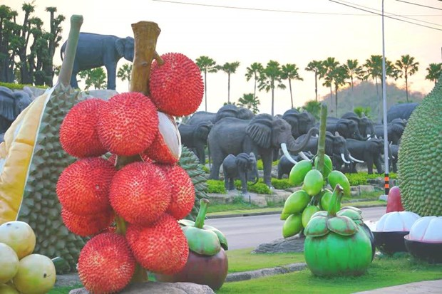 Thailand: Tourist attractions open to visitors under COVID-19 prevention guidelines hinh anh 1