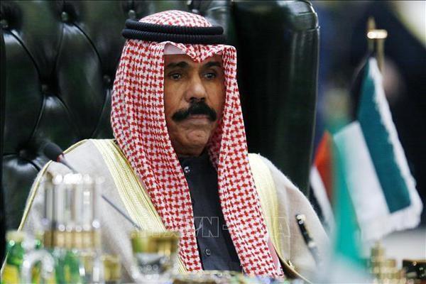 Kuwait Emir impressed by Vietnam's socio-economic development hinh anh 1