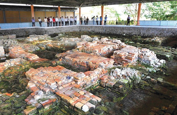 Planning approved to preserve Oc Eo - Ba The special national relic site hinh anh 1
