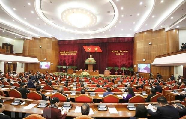 13th National Party Congress brings confidence: Singaporean-Vietnamese professor hinh anh 1
