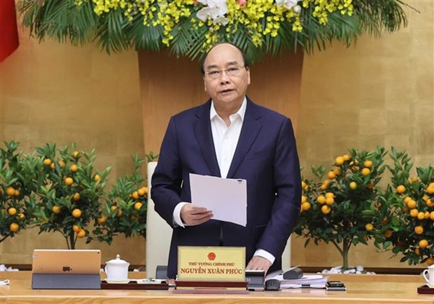 PM asks for greater effort to ensure a warm Tet for all hinh anh 1