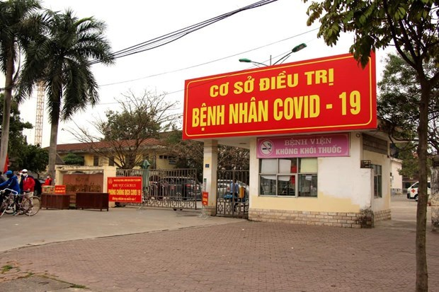 UK COVID-19 variant found in patients in Hai Duong, Quang Ninh hinh anh 1
