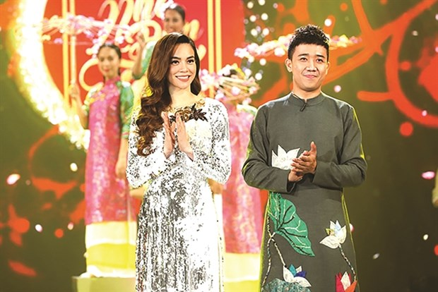 TV music show with 70 artists celebrates Lunar New Year hinh anh 1