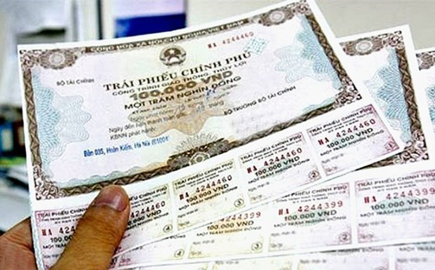 Over 1 billion USD worth of Gov't bonds raised in January hinh anh 1