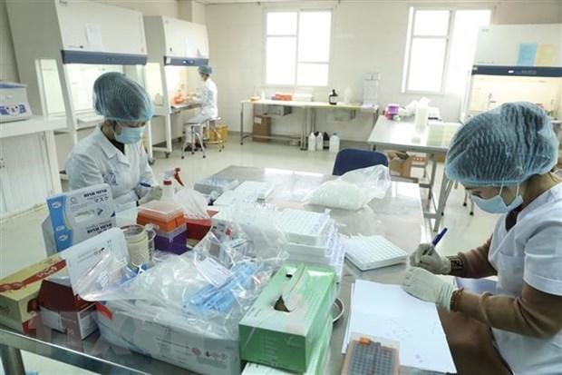 Hanoi records 21 COVID-19 cases since January 28 hinh anh 1