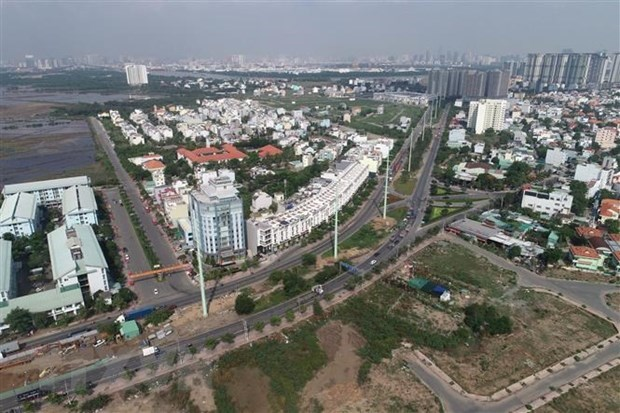 HCM City posts economic growth in January hinh anh 1