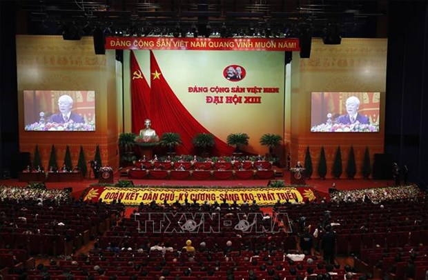 Cuban, regional media highlight success of 13th National Party Congress hinh anh 1