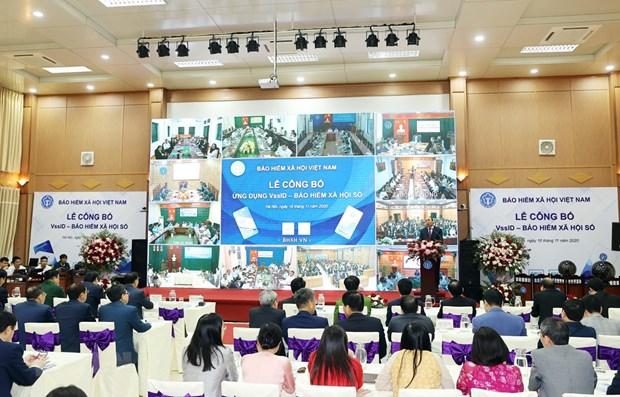 Vietnam Social Security boosts comprehensive digital transformation hinh anh 1
