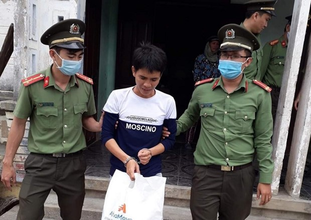 Man detained for anti-government activities hinh anh 1