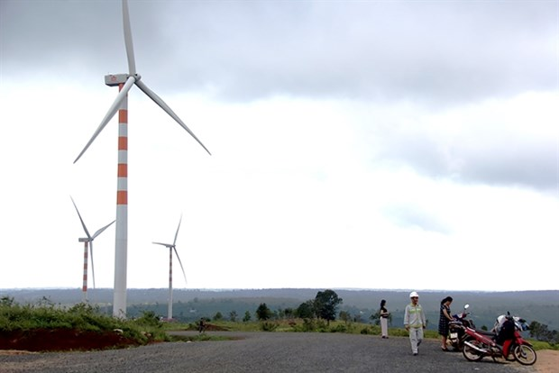 Dak Lak approves two wind plants hinh anh 1