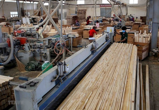 HCM City's industrial production index up 34.5 percent in January hinh anh 1