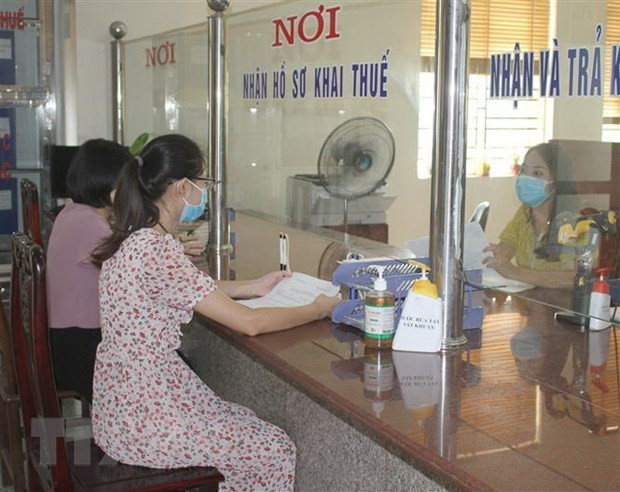 State budget collection estimated at 134 trillion VND in January hinh anh 1